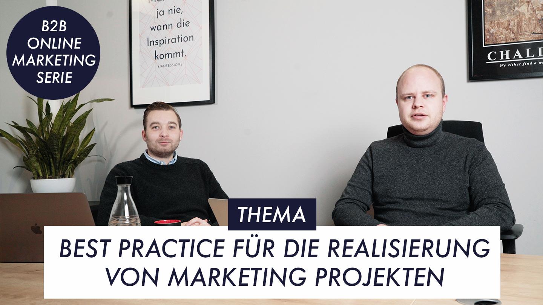 Thumbnail EP 9 Best Practice Realisierung Marketing Projekte