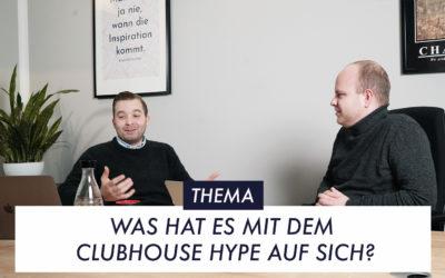 Was hat es mit dem Hype um die Clubhouse-App auf sich?
